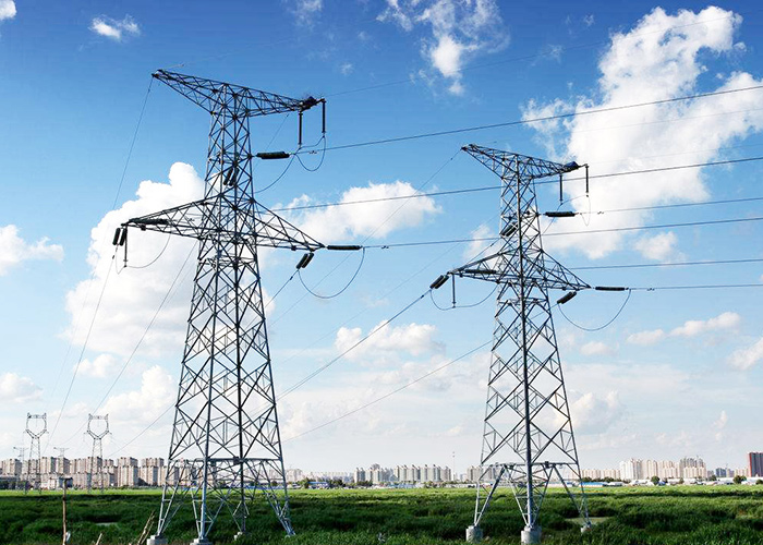 Power grid transmission field